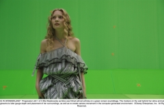 Alice in Wonderland - Photos de tournage