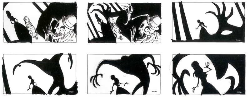 """an analysis of meaning of nightmare in melancholy of death of oyster boy by tim burton Burton, tim, 1958—criticism and interpretation i weinstock,  burton's the  melancholy death of oyster boy 151 eden lee  in the nightmare before  christmas (1993), jack's laboratory is at the top of a tower and  obscenity in  burton—obscenity in the precise meaning of the word, """"out of the scene."""