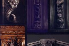 Dark Shadows - Croquis