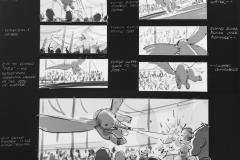 Dumbo - Croquis