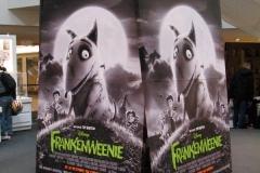Frankenweenie 2012 - L'exposition