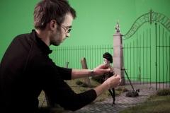 Frankenweenie 2012 - Photos de tournage