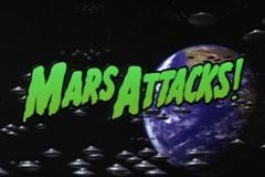 Mars Attacks ! - Le film