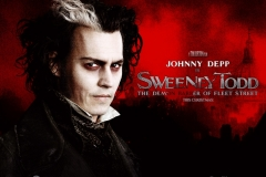 Sweeney Todd - Images promotionnelles