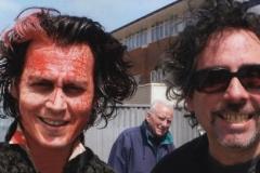 Sweeney Todd - Photos de tournage