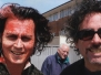 Sweeney Todd - Photos de tournage