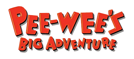 Pee-Wee's Big Adventure Logo