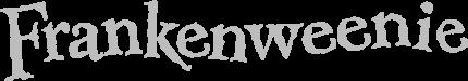 logo frankenweenie
