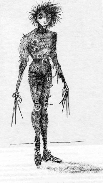 Conference L Art Des Morts La Creation Morbide Chez Tim Burton