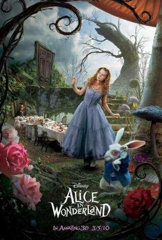 Alice in Wonderland (Alice au Pays des Merveilles) - 2010