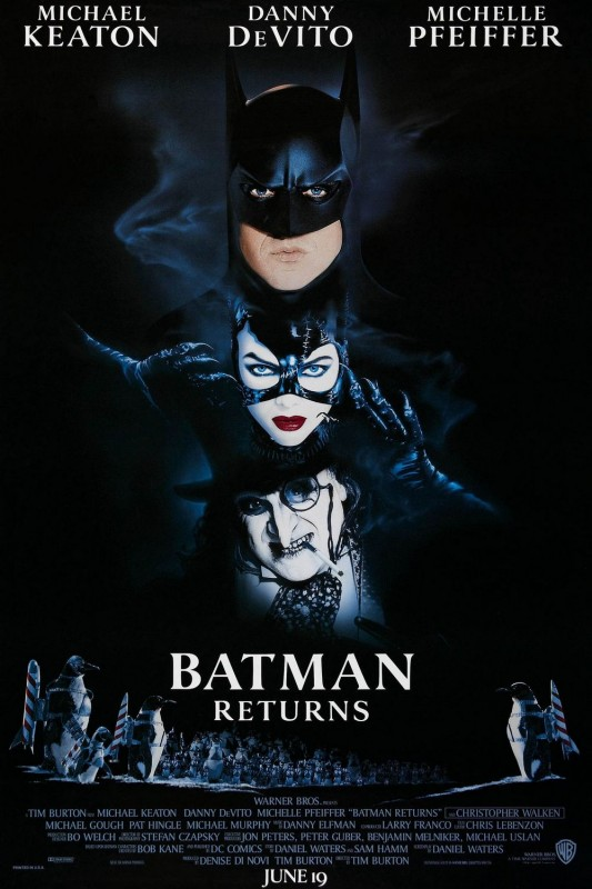 Batman Returns (Batman le Défi) - 1992
