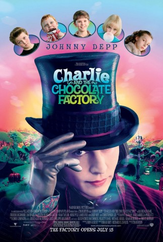 Charlie and the Chocolate Factory (Charlie et la Chocolaterie) - 2005
