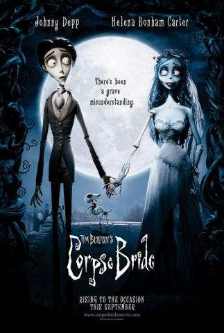 Corpse Bride (Les Noces Funèbres) - 2005