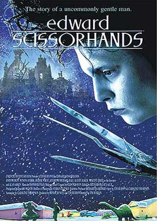 Edward Scissorhands (Edward aux Mains d'Argent) - 1990