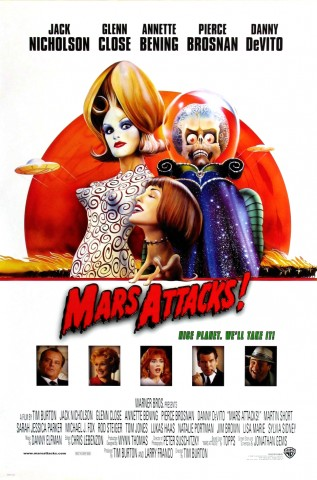 Mars Attacks - 1996