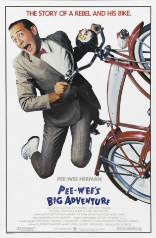 Pee Wee's Big Adventure - 1985