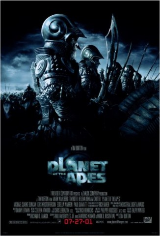 Planet of the Apes (La Planète des Singes) - 2001