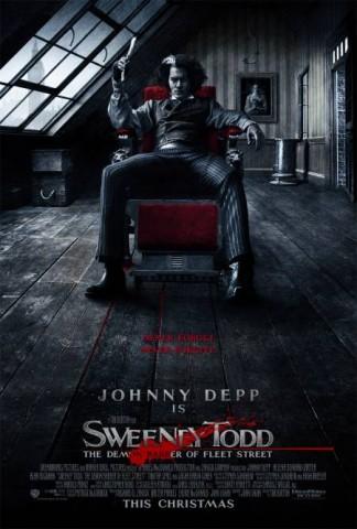 Sweeney Todd - 2007