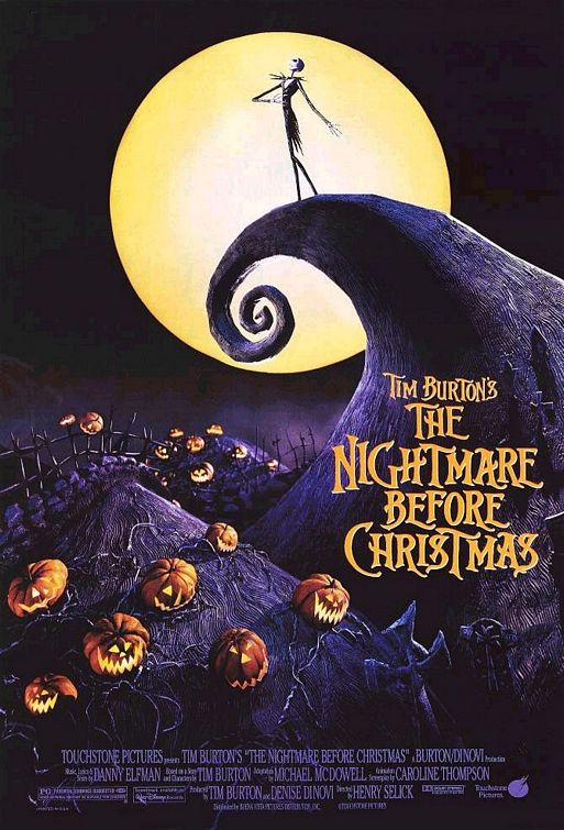 The Nightmare Before Christmas (L'Etrange Noël de M. Jack) - 1993
