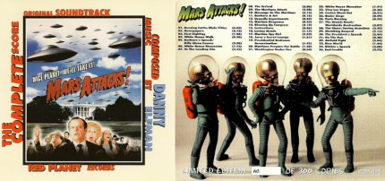 Mars Attacks Bootleg