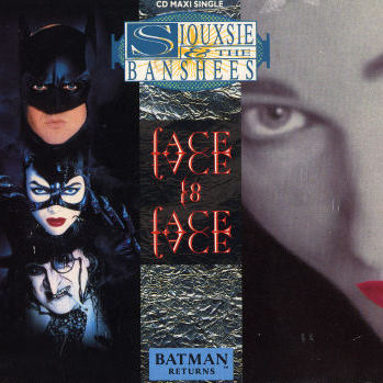 Siouxsie And The Banshees - Face To Face (single)