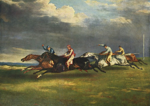 Le Derby d'Epsom