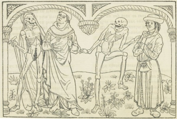 Dance macabre des SS. innocents de Paris 1484