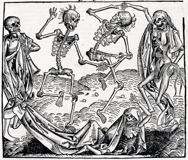 Danse_macabre_by_Michael_Wolgemut 1493