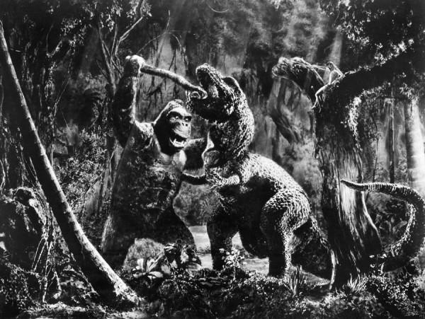 King Kong - Willis O'Brien (1933)